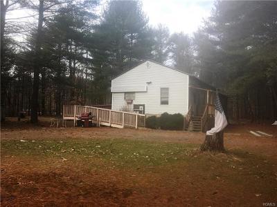Cuddebackville Single Family Home For Sale: 20 Travis Road