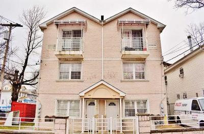 Bronx Multi Family 2-4 For Sale: 1801 Lacombe Avenue