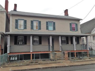 Rockland County Multi Family 2-4 For Sale: 11-13 Rockland Street