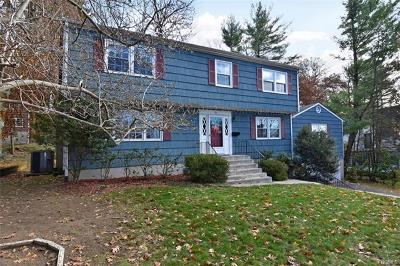 Dobbs Ferry Single Family Home For Sale: 96 Magnolia Drive