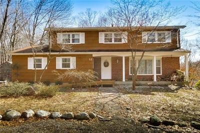 Single Family Home For Sale: 12 Call Hollow Road