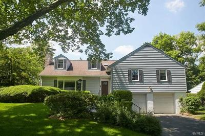 Scarsdale Single Family Home For Sale: 48 Donnybrook Road