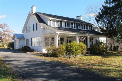 Middletown Single Family Home For Sale: 2278 Goshen Turnpike