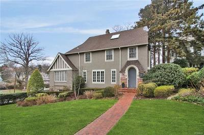 Bronxville Single Family Home For Sale: 1 Hawthorne Road