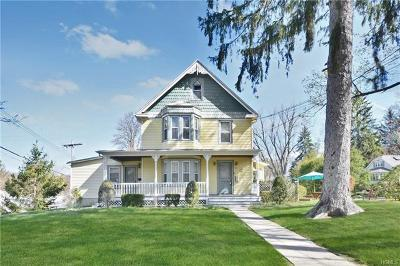 Westchester County Single Family Home For Sale: 313 King Street