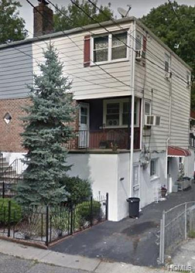 Yonkers Multi Family 2-4 For Sale: 51 Raybrook Road