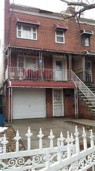 Bronx Multi Family 2-4 For Sale: 942 East 222nd Street