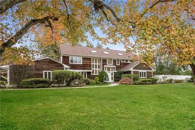 Scarsdale NY Single Family Home For Sale: $1,499,000