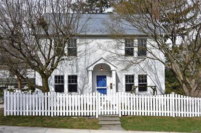 Irvington Single Family Home For Sale: 4 Oak Street
