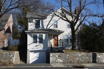Tuckahoe Single Family Home For Sale: 8 Oakland Avenue