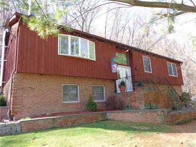 Putnam Valley Single Family Home For Sale: 701 Sprout Brook Road