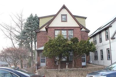 Yonkers Multi Family 2-4 For Sale: 1 Cypress Street