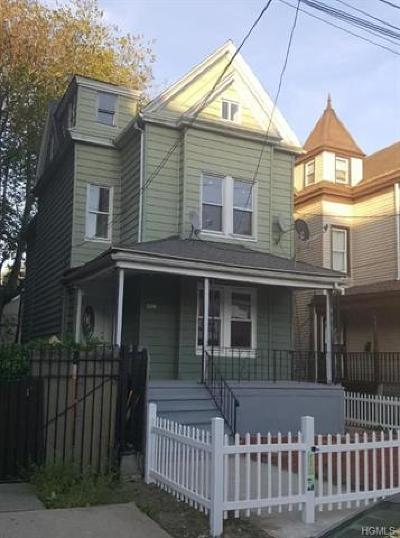 Mount Vernon Multi Family 2-4 For Sale: 309 South 4th Avenue