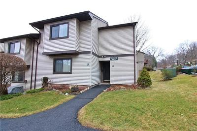 Westchester County Condo/Townhouse For Sale: 78 Independence Court #I