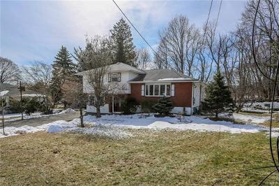 Rockland County Single Family Home For Sale: 4 Bontecou Road