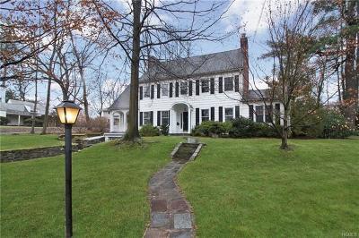 Mount Vernon Single Family Home For Sale: 559 North Columbus Avenue