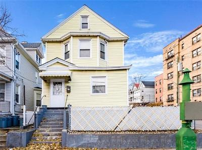 Yonkers Multi Family 2-4 For Sale: 463 Bronx River Road