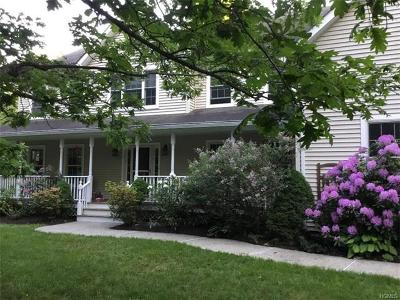 Warwick Single Family Home For Sale: 18 Scenic Pond Drive