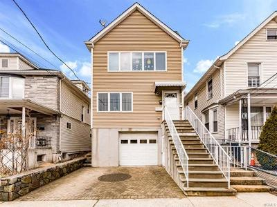 Yonkers Multi Family 2-4 For Sale: 95 Hart Avenue