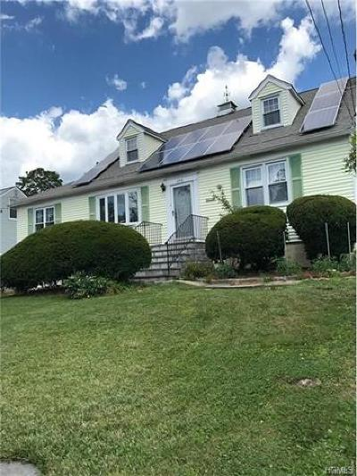 Yonkers Single Family Home For Sale: 240 Round Hill Drive