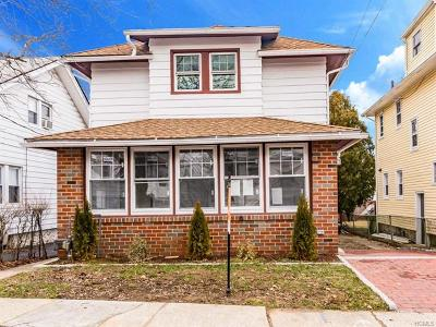 Yonkers Single Family Home For Sale: 59 Ramsey Avenue