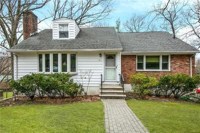 Bronxville Single Family Home For Sale: 105 Birch Brook Road