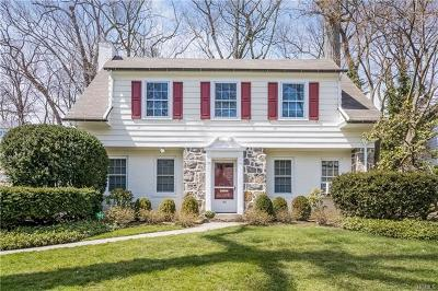 Scarsdale Single Family Home For Sale: 163 Brite Avenue