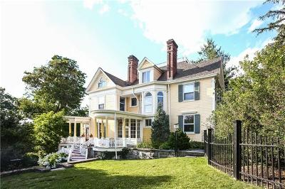 Yonkers Single Family Home For Sale: 101 Hudson Terrace