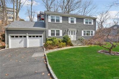 Dobbs Ferry Single Family Home For Sale: 84 Lefurgy Avenue