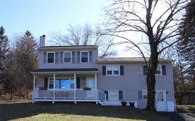 Connecticut Single Family Home For Sale: 75 Possum Drive