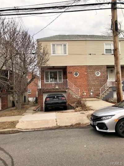 Bronx Single Family Home For Sale: 2572 Pearsall Avenue