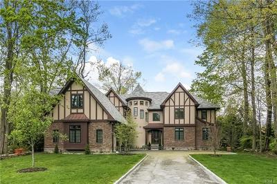 Scarsdale Single Family Home For Sale: 173 Secor Road