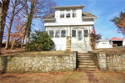 Peekskill Single Family Home For Sale: 1700 Westchester Avenue