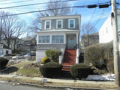 New Rochelle Multi Family 2-4 For Sale: 22 Dewitt Place