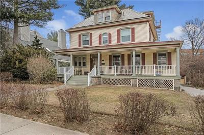 White Plains Single Family Home For Sale: 45 Greenridge Avenue