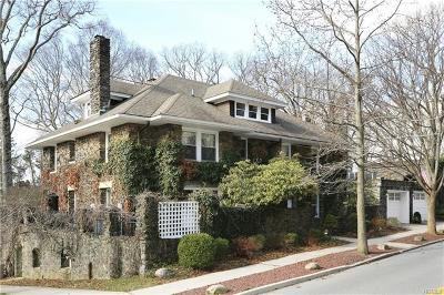 Croton-on-hudson Single Family Home For Sale: 110 North Old Post Road