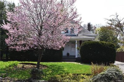 Scarsdale Single Family Home For Sale: 285 Old Army Road