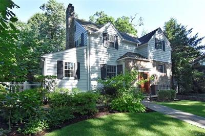 Mount Vernon Single Family Home For Sale: 228 Central Parkway