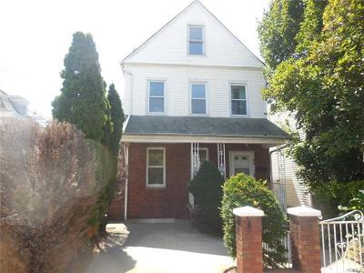New Rochelle Multi Family 2-4 For Sale: 84 Union Street