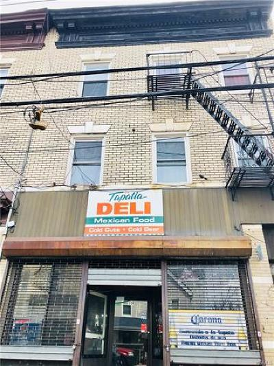 New Rochelle Commercial For Sale: 114 Union Avenue