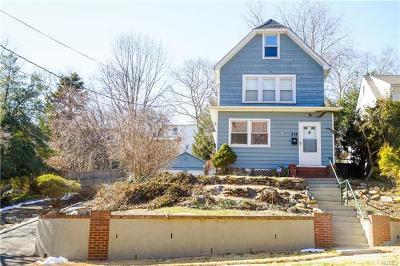Mount Vernon Single Family Home For Sale: 238 Hutchinson Boulevard