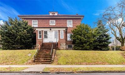 Mount Vernon Single Family Home For Sale: 55 Stuyvesant Plaza