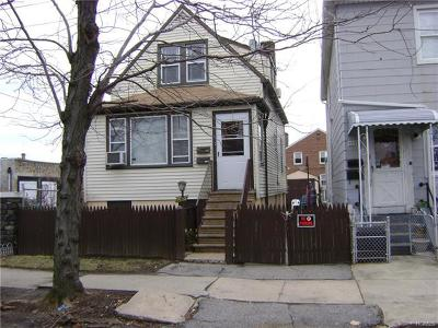 Bronx Multi Family 2-4 For Sale: 1534 Research Avenue