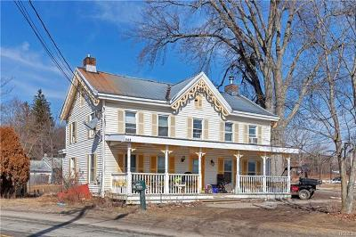 Bloomingburg Single Family Home For Sale: 142 Main Street