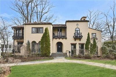 Westchester County Single Family Home For Sale: 286 Lyncroft Road