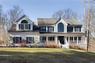 Mahopac Single Family Home For Sale: 31 Hillside Trail