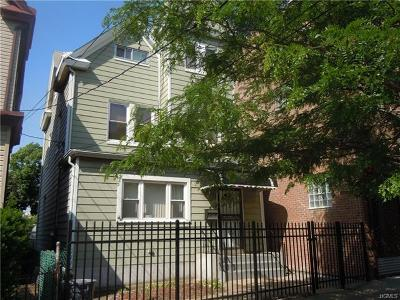 Bronx Single Family Home For Sale: 1369 Herschell Street