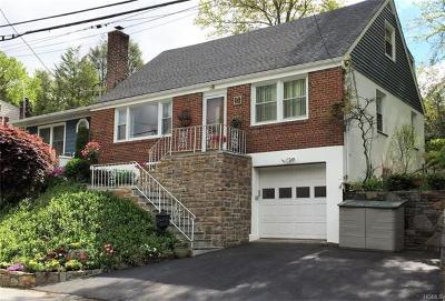Ardsley Single Family Home For Sale: 5 Chestnut Street