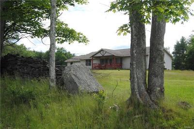 Monticello Single Family Home For Sale: 288 Hilltop Road