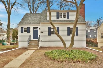 New Rochelle Single Family Home For Sale: 7 Lawrence Place